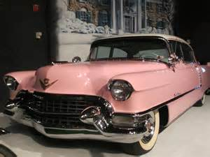 Pink Cadillac Elvis S Pink Cadillac At His Automobile Museum In