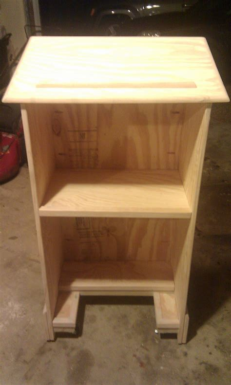 podium woodworking plans woodwork how to build a simple lectern pdf plans
