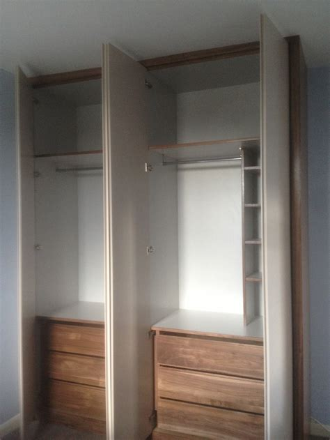 Built In Wardrobe Carcass by 17 Best Images About Fitted Wardrobes On