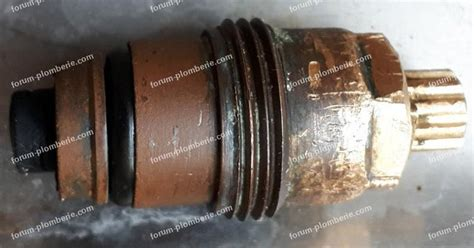 Clapet Robinet by Forum Plomberie Probl 232 Me Remplacement T 234 Te 224 Clapet De
