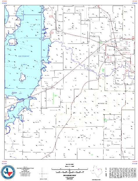 railroad commission gis map rrc well location maps available for purchase