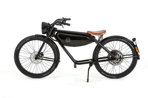 Elektro Motorrad Aus Holland by Retro E Bikes Aus Drei L 228 Ndern Mit Stil Zur Porsche