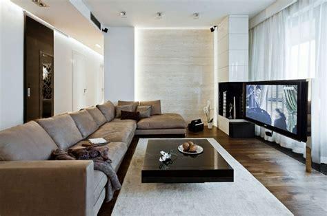 moderne inneneinrichtung wohnzimmer coole einrichtungstipps ein schickes modernes apartment