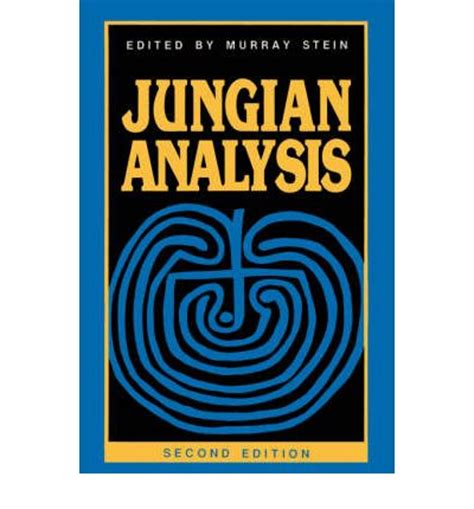 jungian therapy images dreams and analytical psychology books jungian analysis murray stein 9780812692914