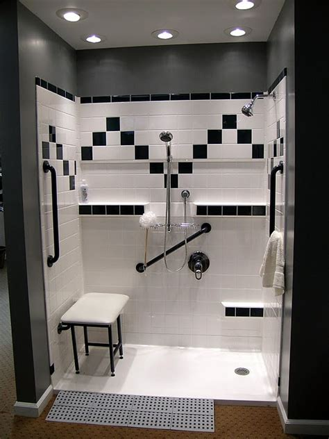 best shower bath accessible showers by best bathuniversal design style