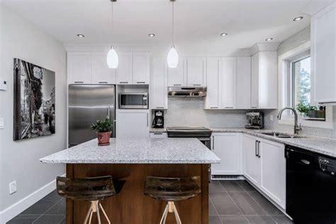 cuisine et comptoir r 233 novation de cuisine 224 montr 233 al max larocque construction