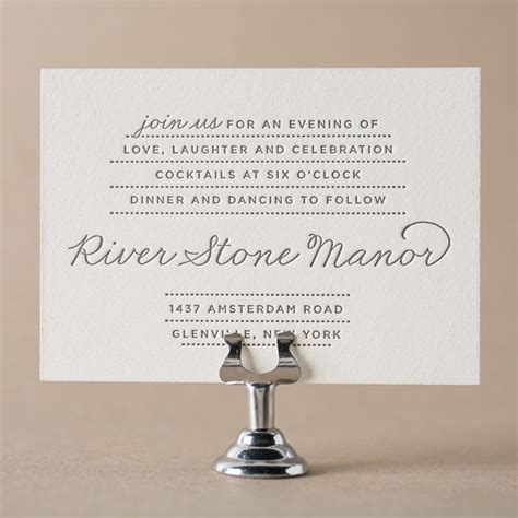 how to write wedding reception place cards reception cards by figura