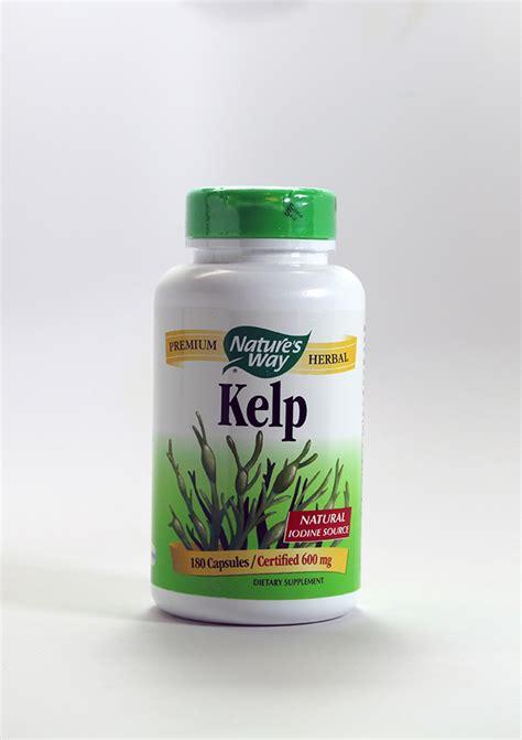Kelp Heavy Metals Detox by Nature S Way Kelp Dr Adrian Md