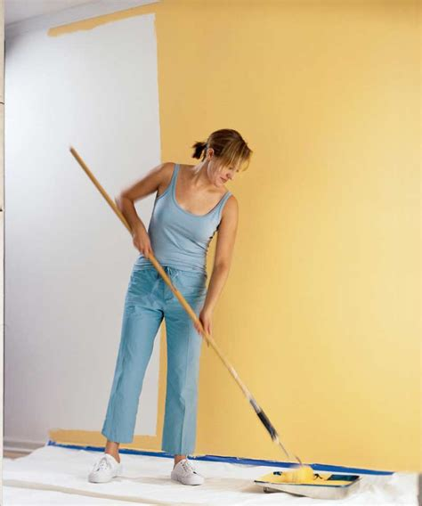 painting on wall 10 tips for the perfect interior paint job homeowner offers