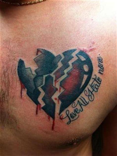 tattoo meaning broken heart broken heart tattoos designs ideas and meaning tattoos