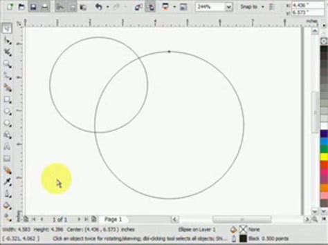 coreldraw tutorial for beginners may 2016 all about internet