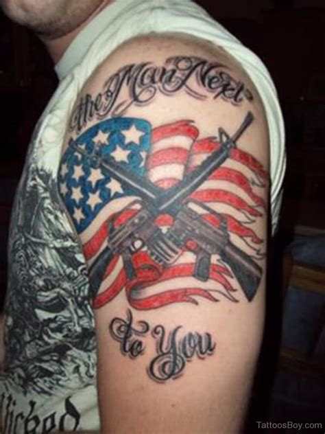 usa tattoos 50 best flag tattoos