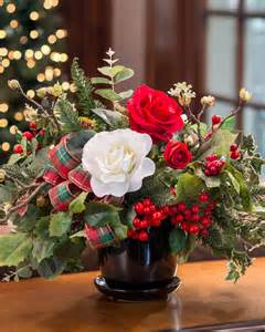 silk flower centerpieces festive roses silk flower centerpiece at petals