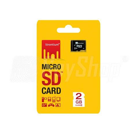 strontium 2gb microsd card