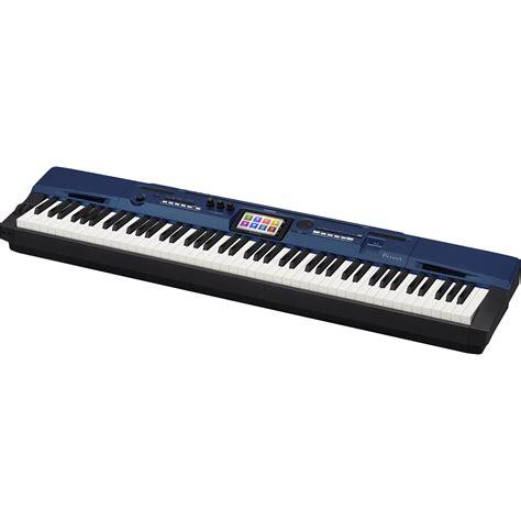 casio privia casio px 560 privia 88 key portable digital piano px560be b h