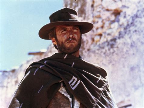 clint eastwood cowboy film list the spaghetti western collection movie replica