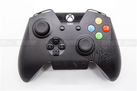 Razer Wildcat For Xbox One Gaming Controller review razer wildcat for xbox one gaming controller fpsthailand