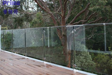 Aluminum U Base Channel/shoe Glass Balustrade/railing