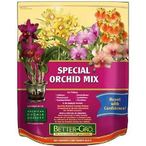 Better Gro Garden Center by Mrt Lawn Garden Center Better Gro Special Orchid Mix