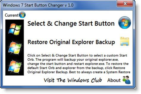 win themes and hot buttons 25 best free tools to customize windows 7