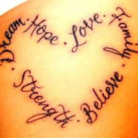 tattoo quotes dreams hope belief 35 best inspiring images on pinterest tattoo inspiration
