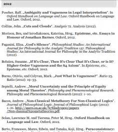 book and journal title appears in bibliography list