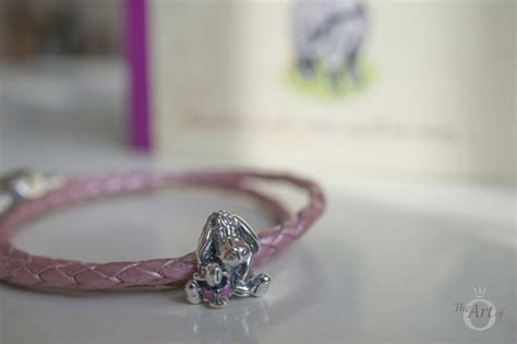 REVIEW: PANDORA Disney Eeyore Charm ? The Art of Pandora