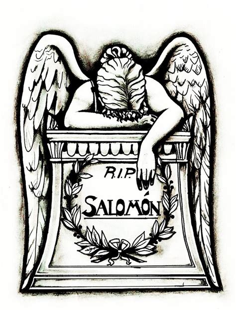 tombstone tattoo designs 35 best tombstone tattoos images on
