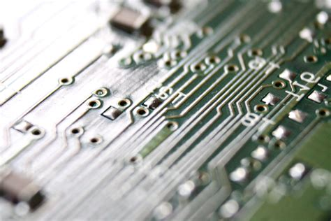 picture integrated circuit board