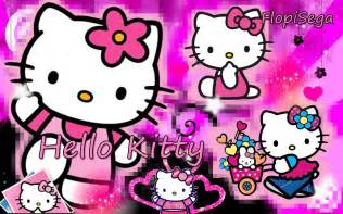 pink black kitty backgrounds wallpaper cave
