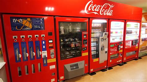 japanese vending machine used japan vending machines images