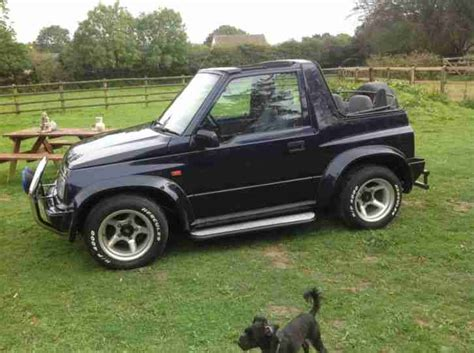Suzuki Convertible 4x4 Suzuki Vitara Sport 2 Convertible 4x4 Car For Sale