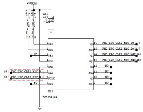 xilinx termination resistor ar 38786 ml605 differential termination might be needed on fanout buffer