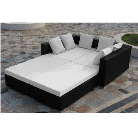 divano letto doppio arredo per esterno con divano letto doppio rettangolare