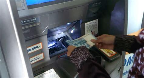 Mesin Atm Bri cara setor uang di mesin setor tunai bri infoperbankan