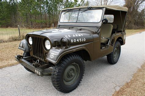 military jeeps for sale used military jeeps for sale for sale 1953 m38a1 military jeep cj5 ebay
