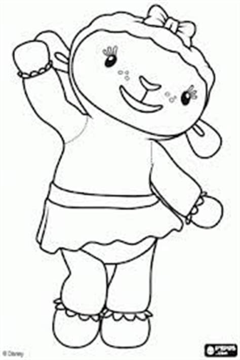 doc mcstuffins characters coloring pages coloring book printables on pinterest disney coloring