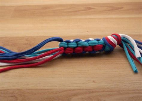 sock chew toys chew knot from tshirt yarn moe the