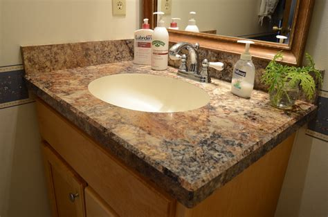 bathroom counter top ideas glamorous formica laminate vogue minneapolis traditional