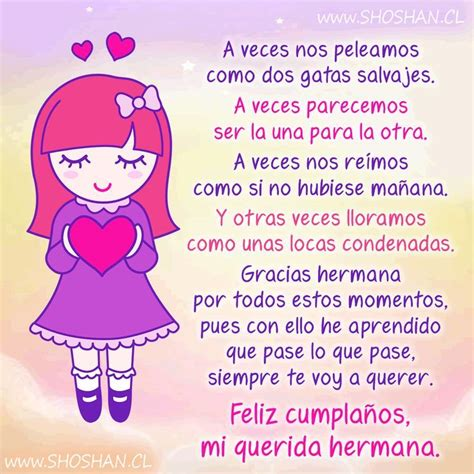 imagenes de amor para mi hermana 1000 images about cumplea 241 os on pinterest dios te