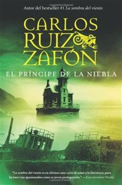 libro niebla the prince of mist wikipedia