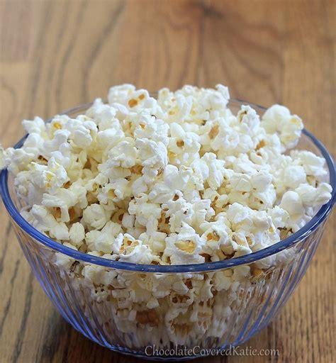 Popcorn In Paper Bag - how to pop popcorn the microwave paper bag method