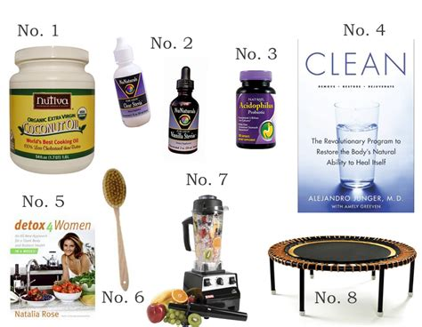 Probiotics And Thc Detox by Goodbye Detox And My Detox Essentials Cooks World