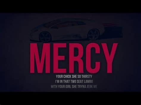 Lamborghini Mercy Remix Lamborghini Mercy Song Lyrics Kanye West Mercy Lyrics
