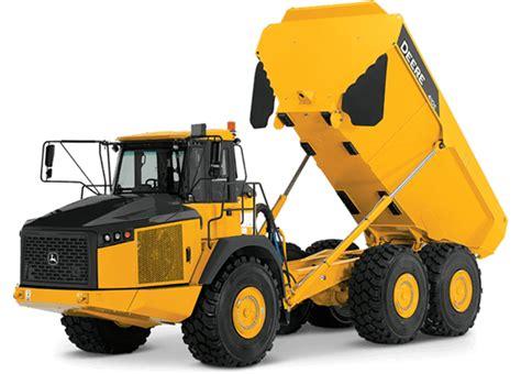 articulated dump truck  articulated dump trucks james river equipment