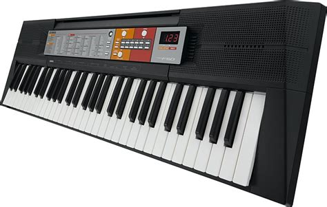 Yamaha Keyboard Tunggal Psr F50 yamaha psr f50 adaptor 61 key portable keyboard piano with stand new ebay