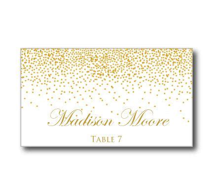 conference place cards template printable wedding place cards gold wedding gold