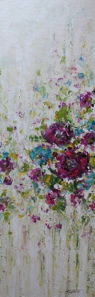 acrylic painting ideas flowers 25 best ideas about acrylic painting flowers on