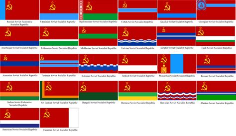 Flags Of The World Ussr | deathworld earth soviet flags by tylero79 on deviantart