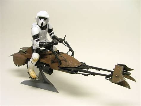 Imperial Speeder Bike Polybag leaked images of new awakens vehicles with figures